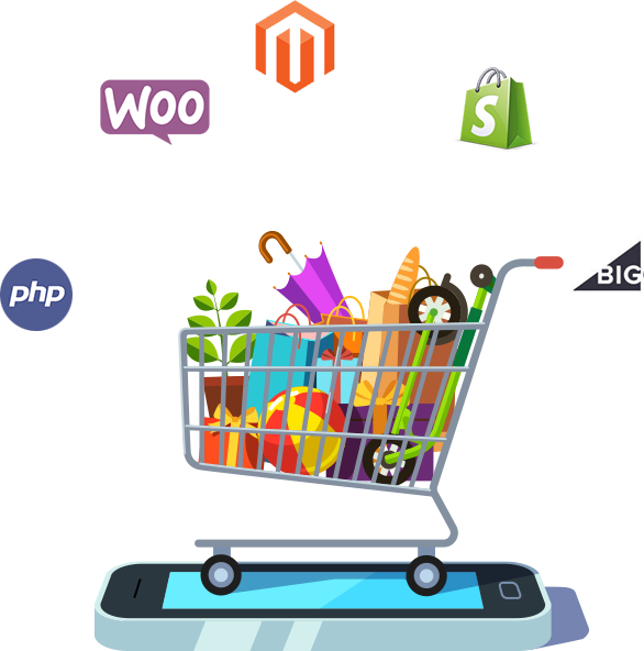 Our eCommerce/m-Commerce Expertise