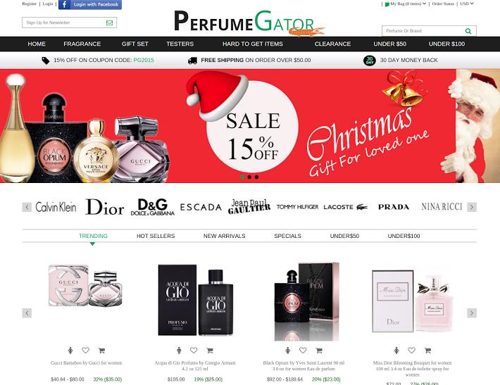 Perfume Gator