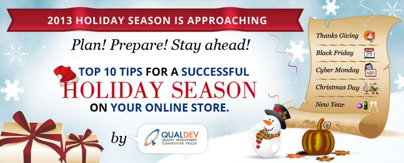 Top 10 Tips For Successful Ecommerce This Holiday Season