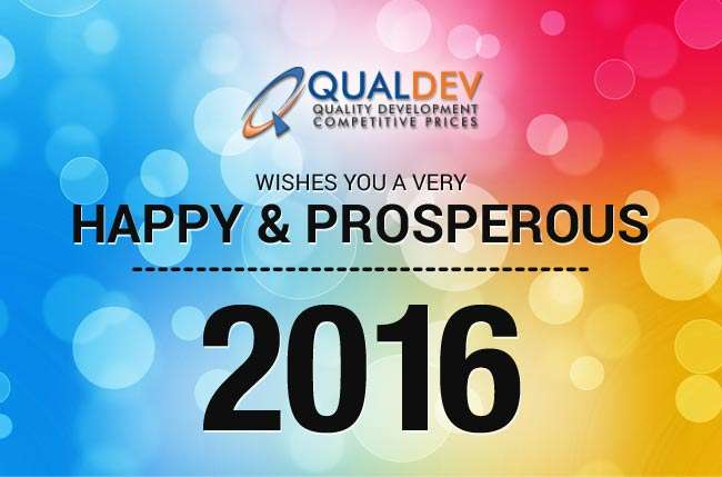 qualdev Newsletter 2016