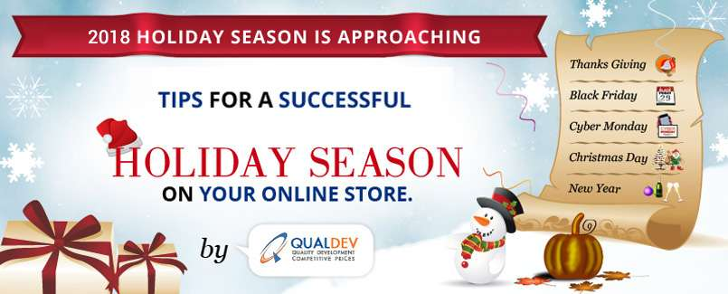 Prepare Your Online Store For The 2018 Holiday Season