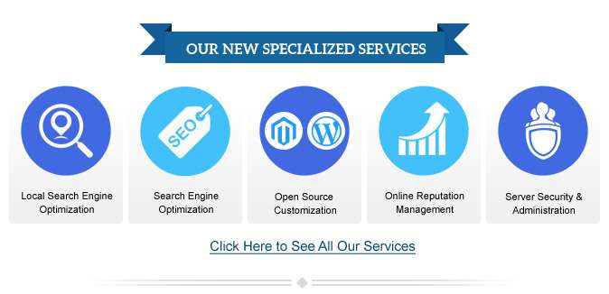 Our New Specalized Services