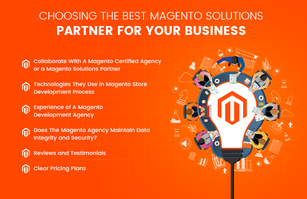 Choosing the Best Magento Solutions Partner for Your Business