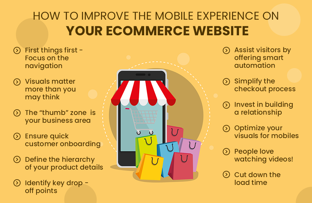 How to Improve the Mobile Experience on Your eCommerce Website