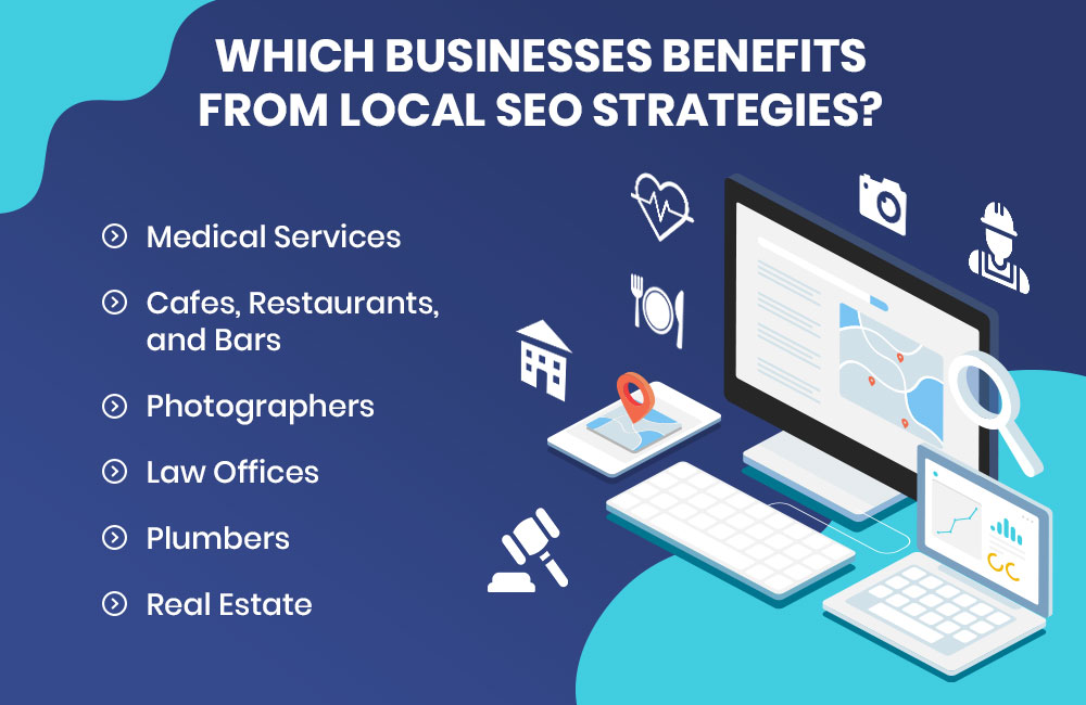 Which Businesses Benefits From Local SEO Strategies?